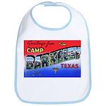 Camp Barkeley Texas Bib