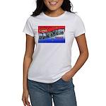 Camp Barkeley Texas (Front) Women's T-Shirt