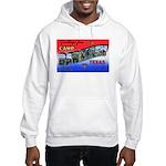 Camp Barkeley Texas (Front) Hooded Sweatshirt