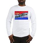 Camp Barkeley Texas Long Sleeve T-Shirt