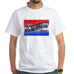 Camp Barkeley Texas White T-Shirt