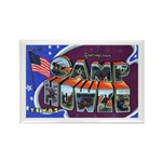 Camp Howze Texas Rectangle Magnet