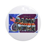Camp Howze Texas Ornament (Round)