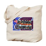 Camp Howze Texas Tote Bag