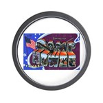 Camp Howze Texas Wall Clock