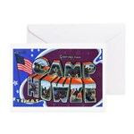 Camp Howze Texas Greeting Cards (Pk of 10)