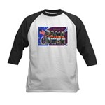 Camp Howze Texas Kids Baseball Jersey