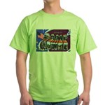 Camp Howze Texas Green T-Shirt