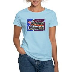Camp Howze Texas Women's Pink T-Shirt