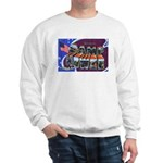 Camp Howze Texas (Front) Sweatshirt