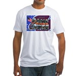 Camp Howze Texas Fitted T-Shirt