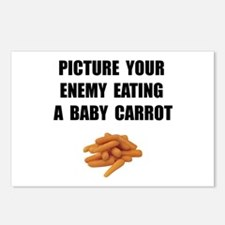 Enemy Carrot Postcards (Package of 8)