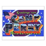 Camp Perry Ohio Small Poster