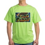 Camp Perry Ohio Green T-Shirt
