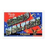 Camp Wolters Texas Postcards (Package of 8)