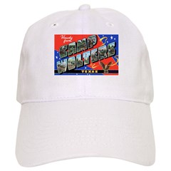 Camp Wolters Texas Baseball Cap