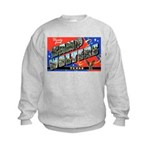Camp Wolters Texas Kids Sweatshirt