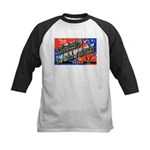 Camp Wolters Texas Kids Baseball Jersey
