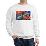 Camp Wolters Texas (Front) Sweatshirt