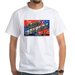 Camp Wolters Texas White T-Shirt