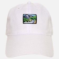 Mountain Baseball Baseball Cap