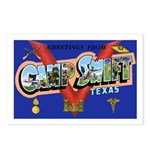 Camp Swift Texas Postcards (Package of 8)