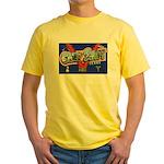 Camp Swift Texas Yellow T-Shirt