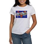 Camp Swift Texas (Front) Women's T-Shirt