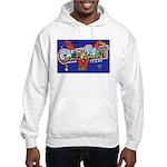 Camp Swift Texas (Front) Hooded Sweatshirt
