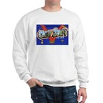 Camp Swift Texas (Front) Sweatshirt