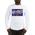 Camp Swift Texas (Front) Long Sleeve T-Shirt