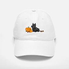 Scottish Terrier Halloween Baseball Baseball Cap