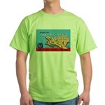 Army Air Forces Flying School Green T-Shirt