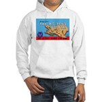 Army Air Forces Flying School (Front) Hooded Sweat
