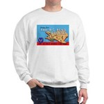Army Air Forces Flying School (Front) Sweatshirt