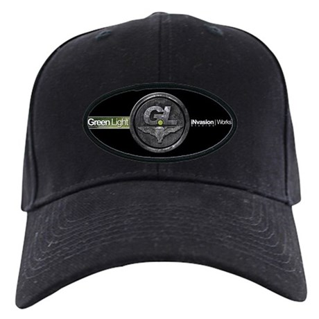 iNvasion|Works GreenLight Black Cap