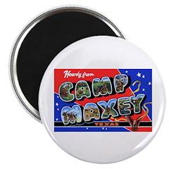 Camp Maxey Texas Magnet