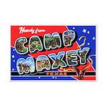Camp Maxey Texas Mini Poster Print