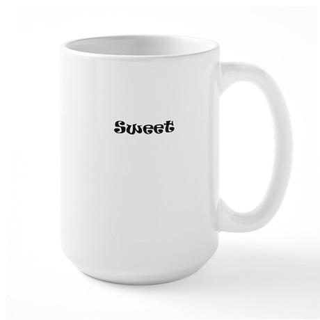 sweet funny dude Large Mug