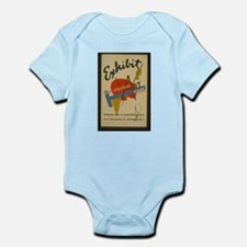 WPA Art Exhibit, New Jersey Infant Bodysuit