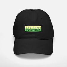 Vegetarian Cows Baseball Hat