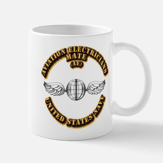 Navy - Rate - AE Mug