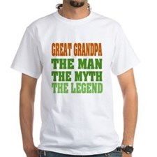 Great Grandpa The Legend T-Shirt