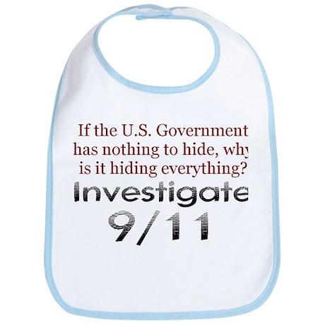 Investigate 9/11 Bib