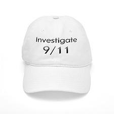 Investigate 9/11 Now! Baseball Cap