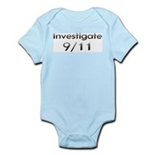 Investigate 9/11 Now! Infant Creeper