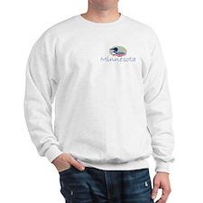 Minnesota Proud Loon: Sweatshirt