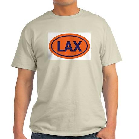 LAX Ash Grey T-Shirt