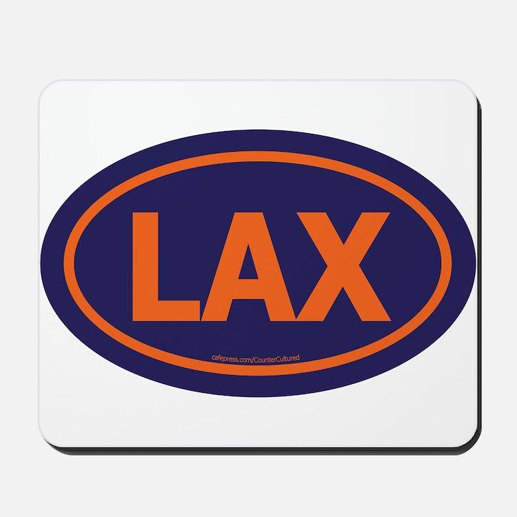 LAX Mousepad