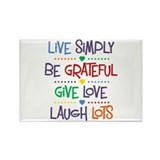 Live laugh love 10 Pack